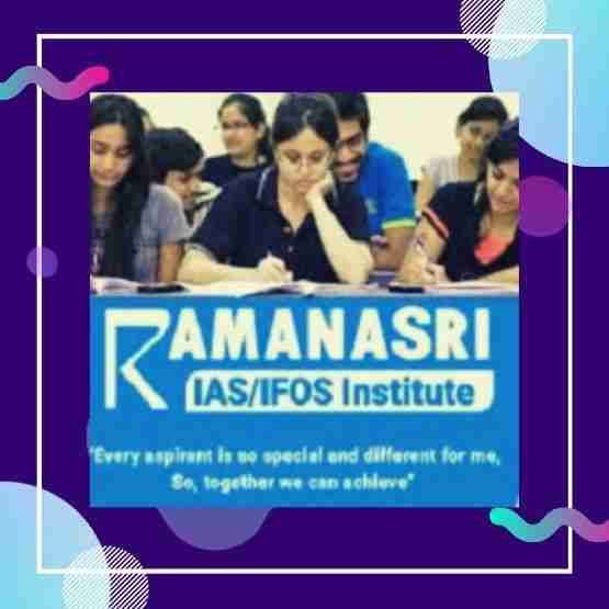 Ramanasri-IAS-Institute